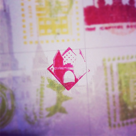 EnvisionFest Hartford Passport Stamp