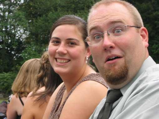 Dan and Marta