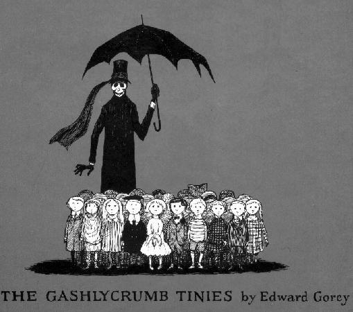 Gashleycrumb Intro