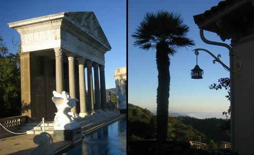 Hearst Castle Views