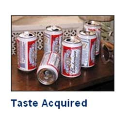 Picture of Beer Cans