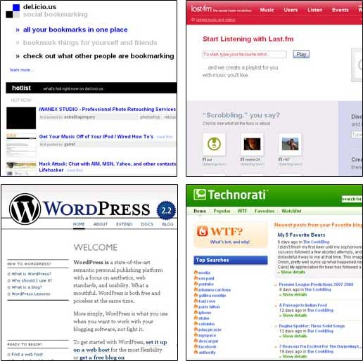 Web 2.0 Style